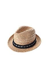 Chapeau beige CHIPIE pour fille seconde vue