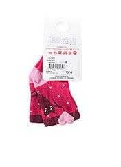 Chaussettes rose CATIMINI pour fille seconde vue