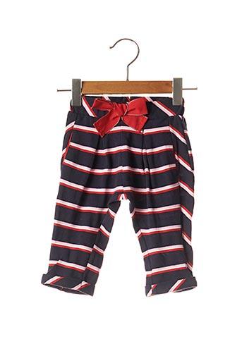 Pantalon casual bleu CATIMINI pour fille