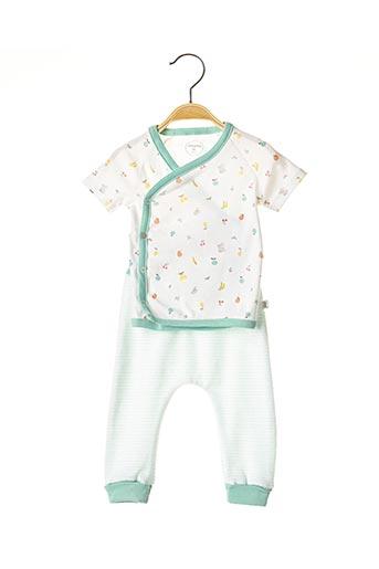 Pyjama vert ABSORBA pour fille