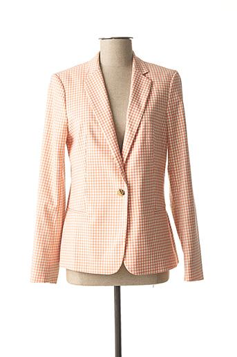 Veste chic / Blazer rose SCOTCH & SODA pour femme