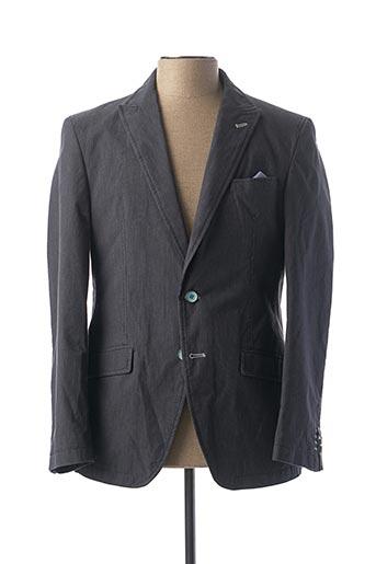 Veste chic / Blazer bleu STONES pour homme