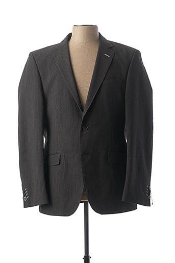 Veste chic / Blazer noir STONES pour homme