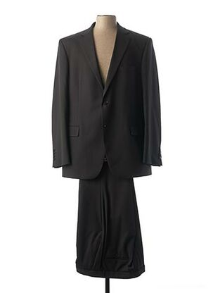 Costume de cérémonie noir BRUNO SAINT HILAIRE pour homme