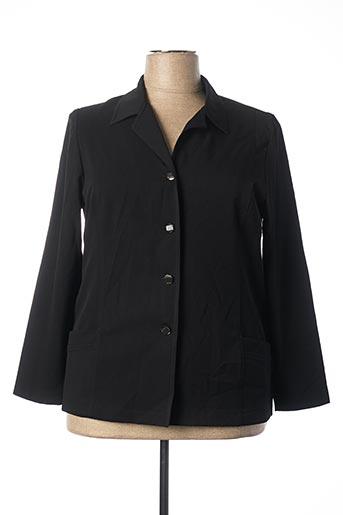 Veste casual noir KARTING pour femme