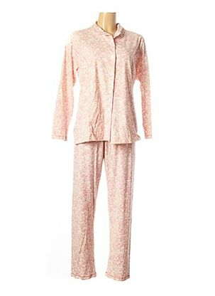 Pyjama rose VANIA pour femme
