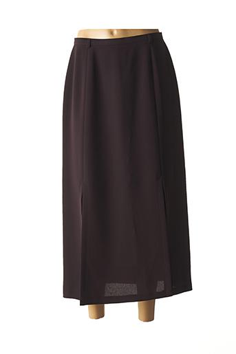 Jupe longue violet FEDORA pour femme