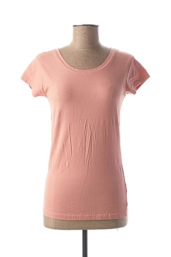 T-shirt manches courtes rose BLEND SHE pour femme