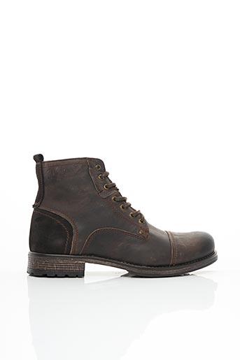 Bottines/Boots marron S.OLIVER pour homme