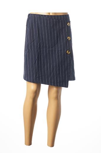 Jupon /Fond de robe bleu SEASON pour femme