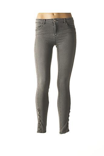 Pantalon casual gris ZAPA pour femme