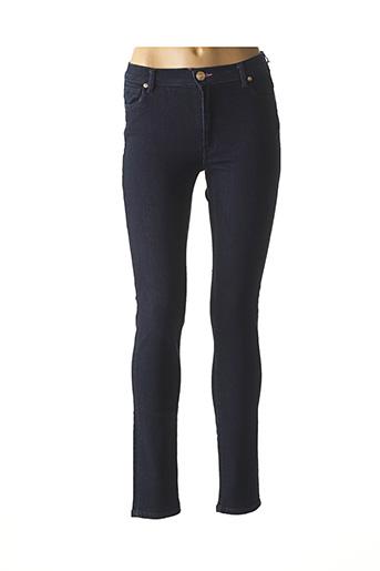Jeans skinny bleu TRUSSARDI JEANS pour femme