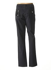 Pantalon casual bleu ARMANI pour femme seconde vue