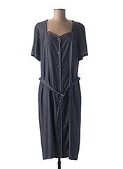 Robe longue bleu GRIFFON pour femme seconde vue