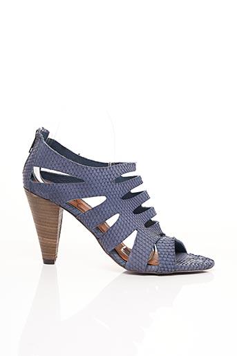 Sandales/Nu pieds bleu FELMINI pour femme
