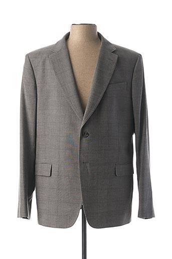 Veste chic / Blazer gris ERMANI BULATTI pour homme