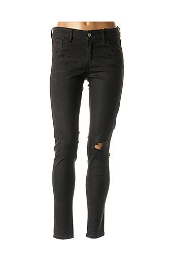 Jeans skinny noir DIESEL pour femme