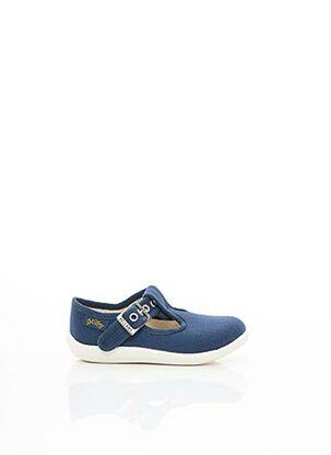 Sandales/Nu pieds bleu BELLAMY pour fille