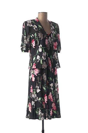 Veste/robe noir GEORGEDÉ pour femme