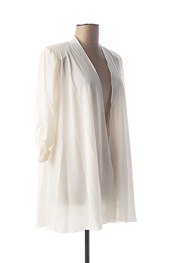Veste chic / Blazer blanc GEORGEDÉ pour femme