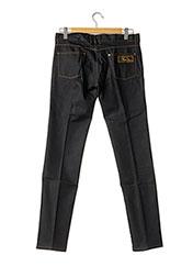 Jeans coupe slim noir APRIL 77 pour homme seconde vue