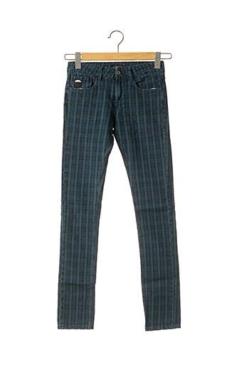 Pantalon casual vert APRIL 77 pour femme