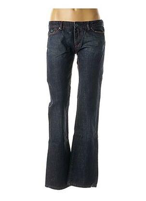 Jeans bootcut bleu APRIL 77 pour femme