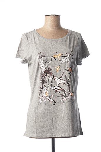 T-shirt manches courtes gris O'NEILL pour femme