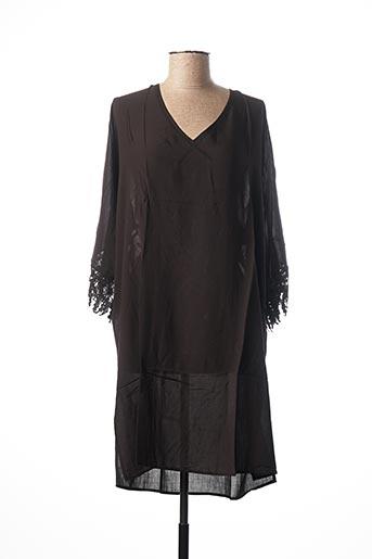 Robe mi-longue noir O'NEILL pour femme