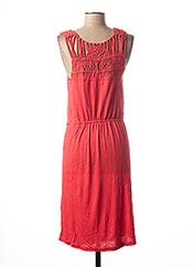 Robe mi-longue rouge O'NEILL pour femme seconde vue