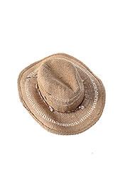 Chapeau beige O'NEILL pour femme seconde vue