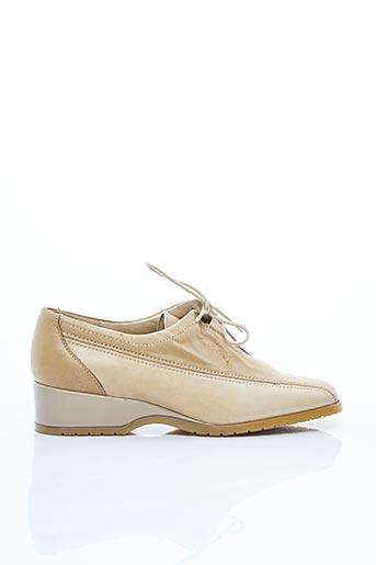Chaussures de confort gris ARTIKA SOFT pour femme