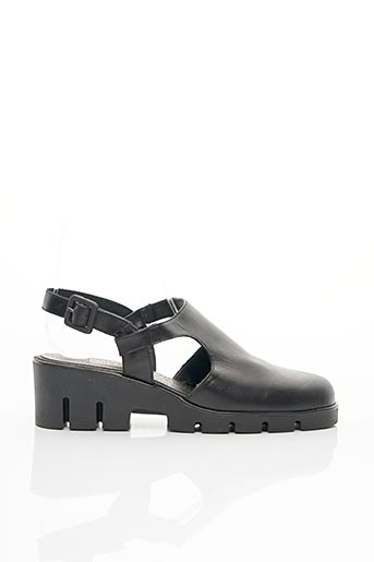 Geo Reino Chaussures Confort Femme De Couleur Rouge En Destockage