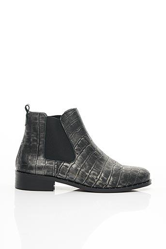 Bottines/Boots gris FOLIE'S pour femme