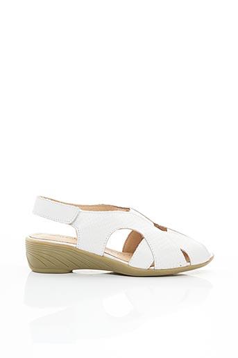 Chaussures de confort blanc LUXAT pour femme