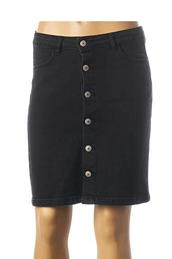 Jupe courte noir KANOPE pour femme