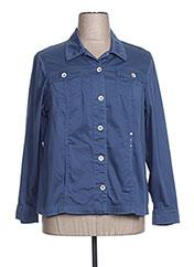 Veste casual bleu GUY DUBOUIS pour femme seconde vue