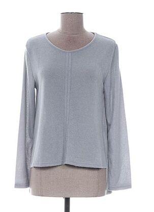 Pull tunique gris G!OZE pour femme