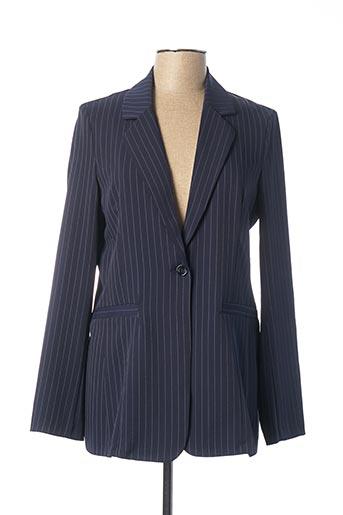 Veste chic / Blazer bleu KOCCA pour femme