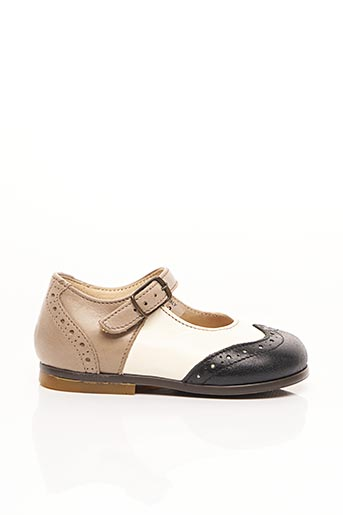 Ballerines blanc PEPE pour fille