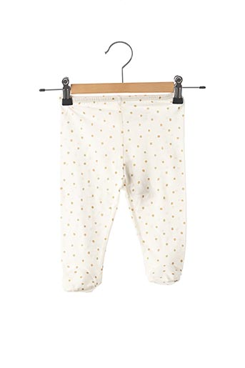 Pantalon casual blanc LOUIS*LOUISE pour fille