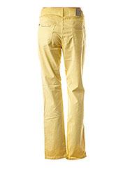 Pantalon casual jaune PIERRE CARDIN pour femme seconde vue