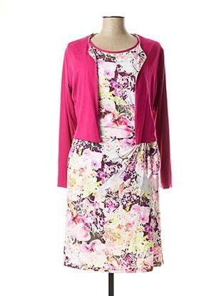 Veste/robe rose FRANK WALDER pour femme