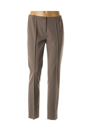 Pantalon chic beige BASLER pour femme