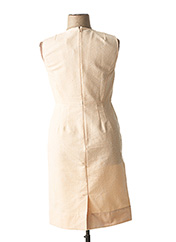Robe mi-longue rose PAULE KA pour femme seconde vue