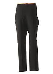 Pantalon chic noir GEORGES RECH pour femme seconde vue
