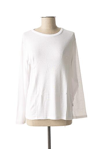 T-shirt manches longues blanc CHRISTIAN LACROIX pour homme
