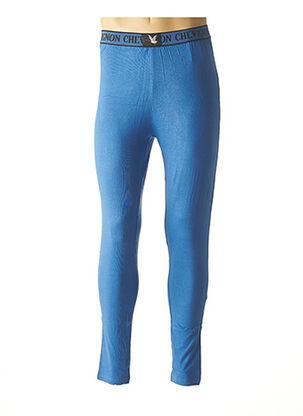Pyjama bleu CHEVIGNON pour homme