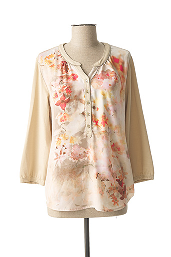 T-shirt manches longues beige RABE pour femme