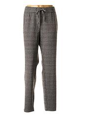 Pantalon chic gris BRANDTEX pour femme seconde vue